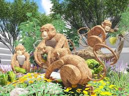 Vietnam Lunar New Year 2016 - Year Of The Monkey