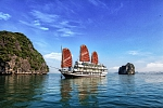 Victory Cruise Halong Bay - Luxury Junk