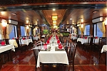 Dining room on Oasis Bay Cruises Halong Bay
