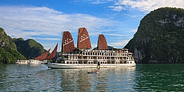 Victory Star Cruise Halong Bay